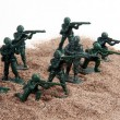 Army Men - Stock Photo