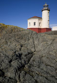 Coquille River Lighthouse — Stock Photo