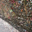 Post Alley Chewing Gum Wall Seattle Washington USA — Stock Photo