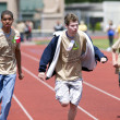 Special Needs Students Run Clover Park School District Track Invitational — Stock Photo #26746755