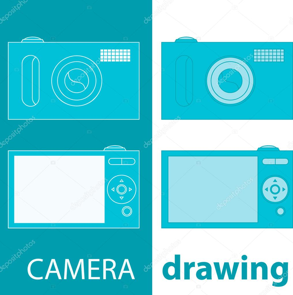 схема от цифрового фотоаппарата