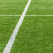 Artificial football pitch — Stock Photo #38966343