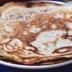 Постер, плакат: Russian pancakes
