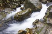 Waterfall on rainy season — Stock fotografie