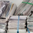 Pile of documents — Stockfoto #38138425