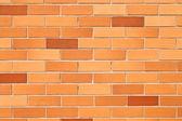 Sfondo di muro di mattoni rossi — Foto Stock