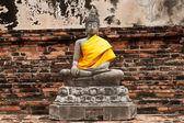 Socha buddhy. — Stock fotografie