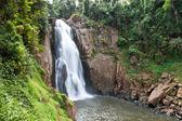 Waterfalls in Thailand. — Stock Photo