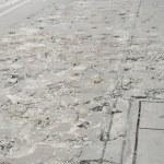 Road destruction — Stock Photo #32135417