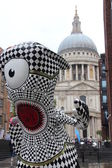 Mandeville at St Pauls — Stock Photo