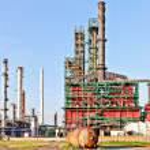 Oil refinery — Stock Photo #13417069