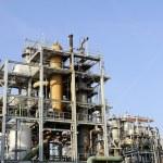 Oil refinery — Stock Photo #13421388