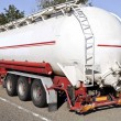 Fuel Tanker Truck — Stock Photo #13478854