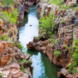 Panorama of Blyde River Canyon, South Africa. — Stock Photo #14924035