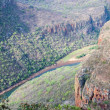 Drakensberg, Blyde River Canyon,South Africa, Mpumalanga, Summer  Landscape — Stockfoto