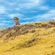 Funerary towers in Sillustani, Peru — Stock Photo #36401019