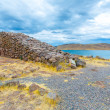 Funerary towers in Sillustani, Peru — Stock Photo #36402061