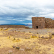 Funerary towers in Sillustani, Peru — Stock Photo #36402263