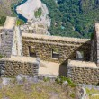 Inca Wall in Machu Picchu — Stock Photo