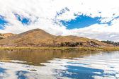Lake Titicaca, South America — Foto de Stock