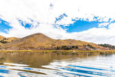 Lake Titicaca,South America — Foto de Stock