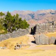 Archaeological complex, Cuzco — Stock Photo
