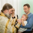 Christening ceremony — Stock Photo #39778741