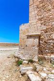 Ruiny starego miasta w rethymno — Zdjęcie stockowe