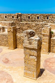 Ruins of old town in Rethymno — Stok fotoğraf