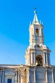 アレキパの古い教会 — ストック写真