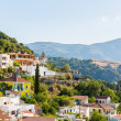 Stock Photo: Small cretvillage