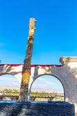 Alte kirche in arequipa — Stockfoto