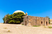 Ruins of old town in Rethymno — Stock Photo
