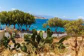 City Rethymno — Stock Photo