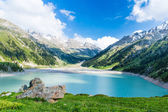 Lac grande almaty — Photo