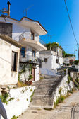 Small cretan village in Crete — Stock Photo