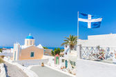 Church on Santorini Island — Stock Photo