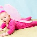 Pretty child girl — Stock Photo #40594491