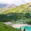Stock Photo: Big Almaty Lake
