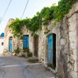 Stock Photo: Village in Crete