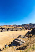 Inca vägg i peru — Stockfoto