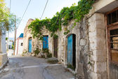 Village in Crete — Stock Photo