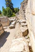 Vallée de Messara à Crète — Photo