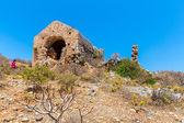 Remains of Venetian fort — Foto Stock