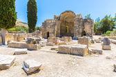 Monastery in Messara Valley — Foto Stock