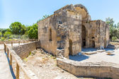 Monastery in Messara Valley at Crete — Foto Stock