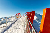 Ski resort Bad Gastein in Austria — Stock Photo