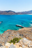 Balos beach — Stock Photo