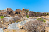 Gramvousa island in Crete, Greece — Stockfoto