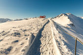 Ski resort Bad Gastein, Land Salzburg, Austrian alps — ストック写真